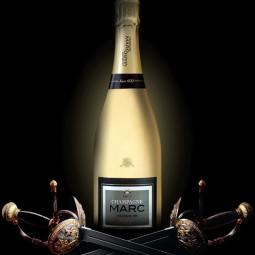 Champagne MARC-328 la belle année 2011