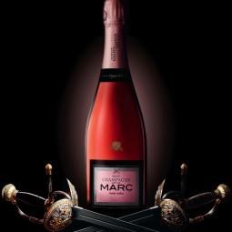 Champagne Rosé Chéri